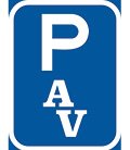 R317-P: Abnormal Vehicle Parking Reservation Sign