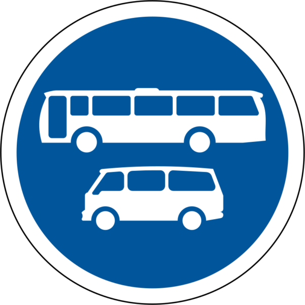 R134: Buses & Minibuses