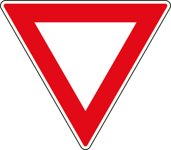 R2: Yield Sign