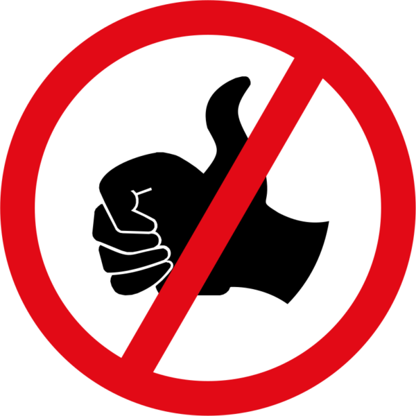R207: Hitch-Hiking Prohibited Sign