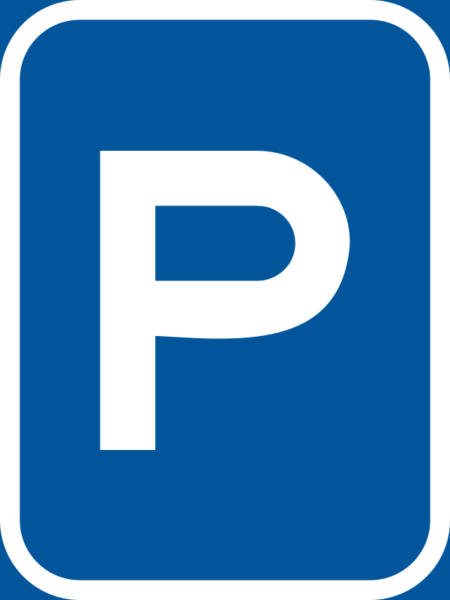 R305-P: Parking Reservation Sign