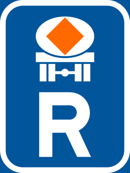 R316: Reservation for Vehicles Transporting Dangerous Substances