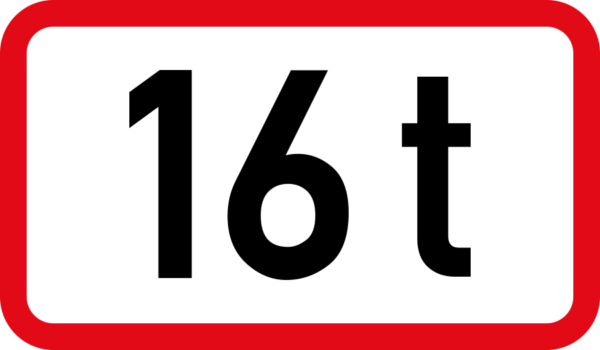 R532: Mass Limit Sign (Text)