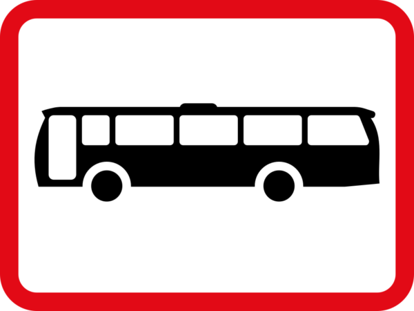 R560: Buses Sign