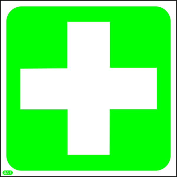 GA1: First Aid Equipment