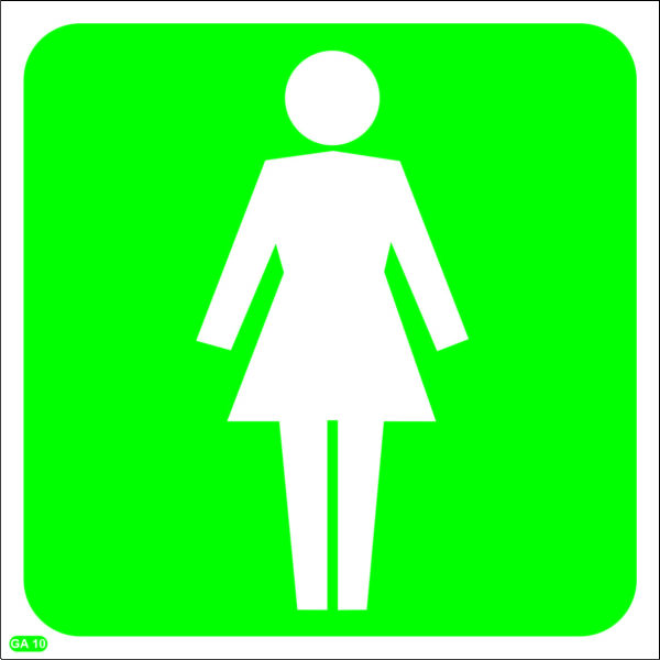 GA10: Ladies Toilet