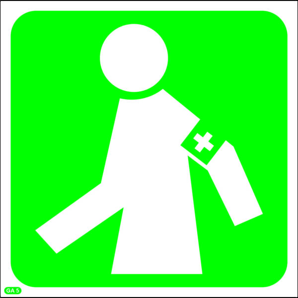 GA5: Manned First-Aid Station