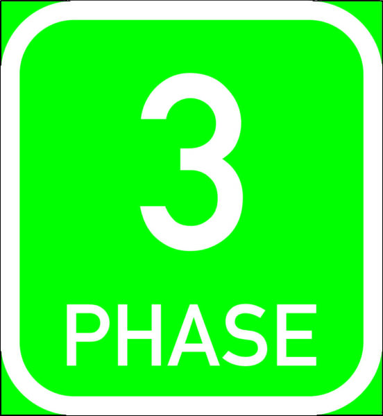 IN15: Multi-Phase Traffic Signal Sign