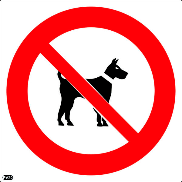 PV20: Dogs Prohibited