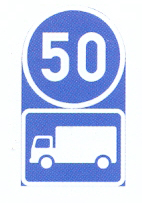 R101-568: Minimum Speed, Goods Vehicle