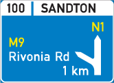 GA2: Advance Exit Direction