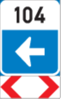 GA4: Gore Exit Direction