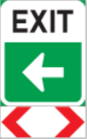 GA4(E): Gore Exit Direction