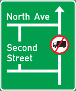 GD9: Map-Type Advance Direction