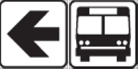 GP4+ GP17: Arrow Left, Buses