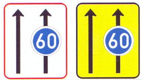 GS301: Lane Use By Regulation