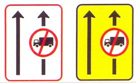 GS302: Lane Use By Regulation