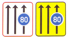 GS303: Lane Use By Regulation