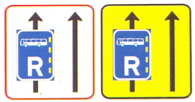 GS307: Lane Use By Regulation