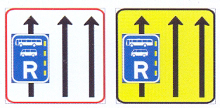 GS308: Lane Use By Regulation