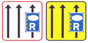 GS309: Lane Use By Regulation
