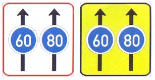 GS310: Lane Use By Regulation