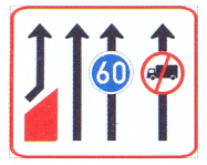 GS608: Overhead Lane Use Control