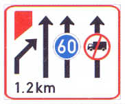 GS609: Overhead Lane Use Control