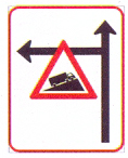GS902: Junction with Warning