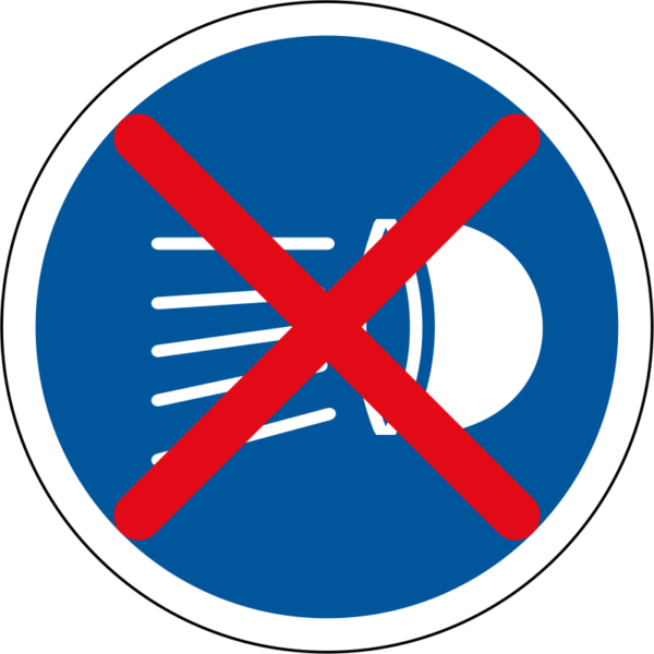 R133-600: Switch Head Lamps Off