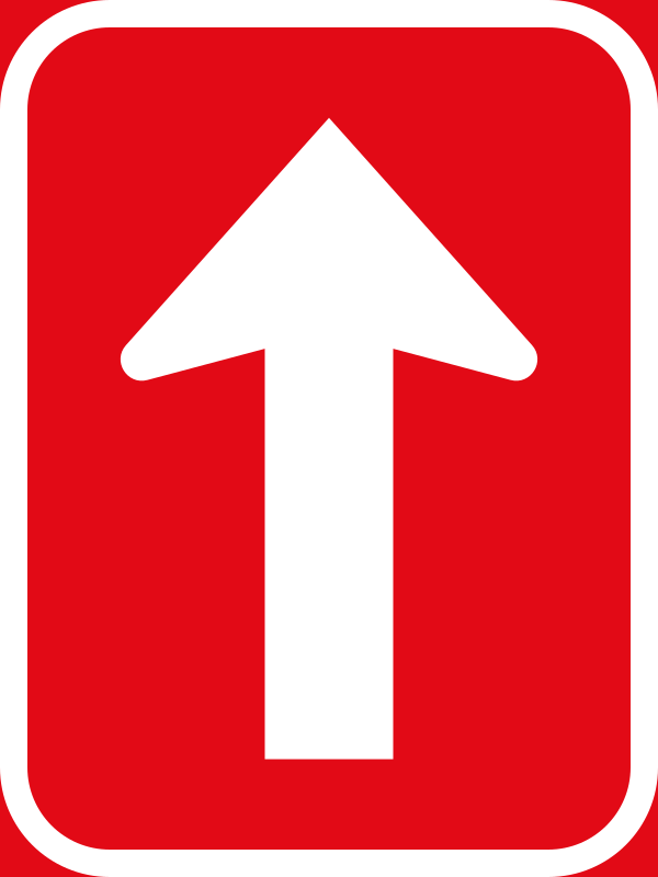 R43 One Way Roadway Signs R Us