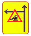 TGS901: Junction with Warning