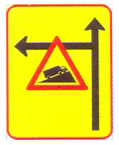 TGS902: Junction with Warning