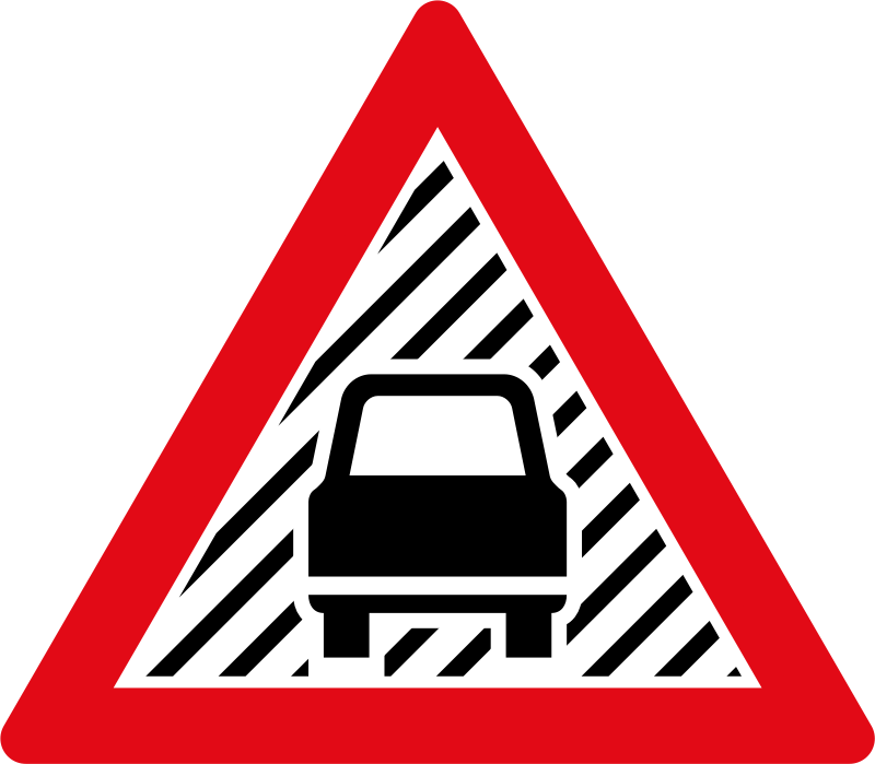 Where Is The Co U R: W354: Reduced Visibility Sign