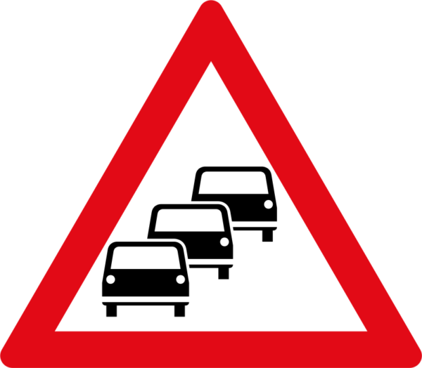 W355: Congestion Sign
