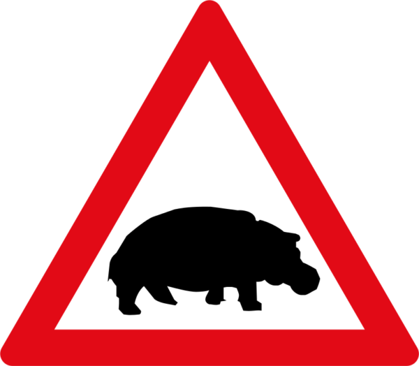W359: Hippo Sign