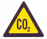 WW15: Warning Of Carbon Dioxide Hazard