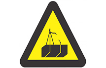 WW08: Warning Of Suspended Loads Hazard