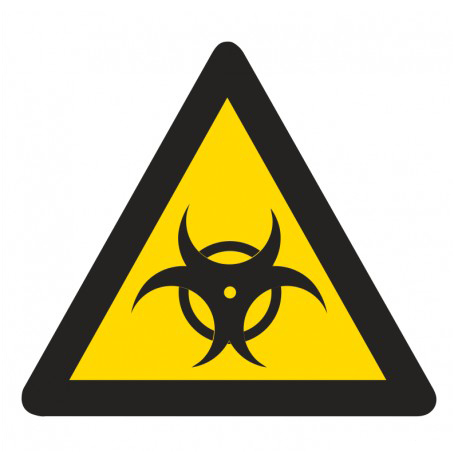 WW11: Warning Of Biological Hazard