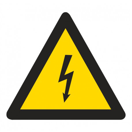 WW7: Warning Of Electric Shock Hazard