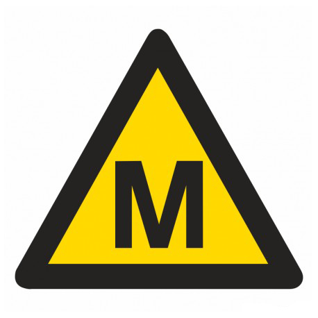 WW9: Warning Of Methane Hazard