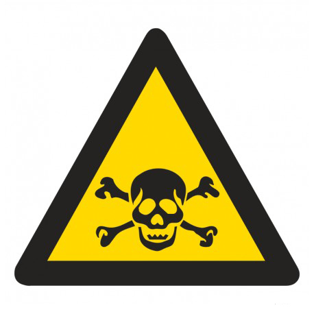 WW5: Warning Of Poisonous Substance Hazard