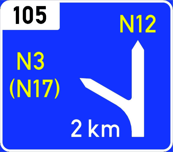 GA1: Free Advance Exit Direction
