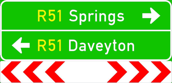 GA6-R: Advance Exit Direction