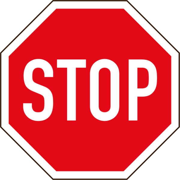 R1: Stop Sign