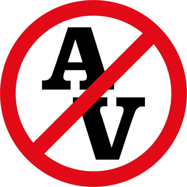 R233: Abnormal Vehicles Prohibited Sign
