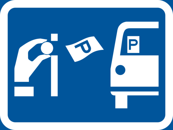 R523: Pay & Display Sign