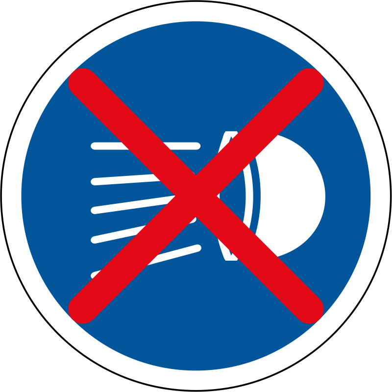 Where Is The Co U R: R133-600: Switch Head Lamps Off