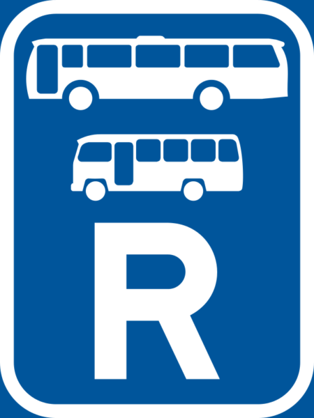 R331: Reserved Lane for Buses and Midi-buses