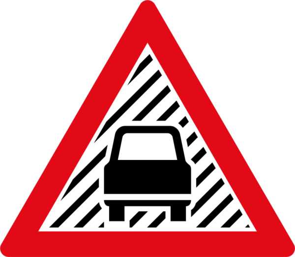 W354: Reduced Visibility Sign